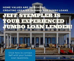 Jumbo Loans - Experience Matters