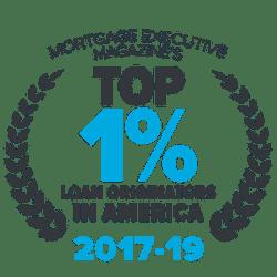 Scott Unger Mortgage Executive Magazine Top 1%