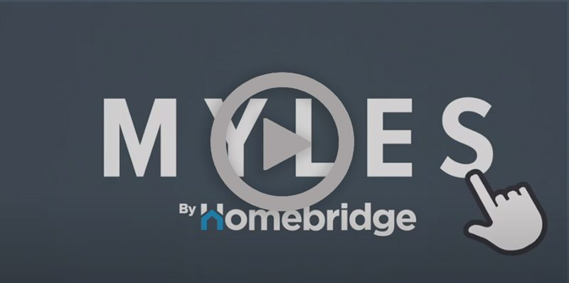 The Homebridge Meet MYLES: Our Loan Application System Video